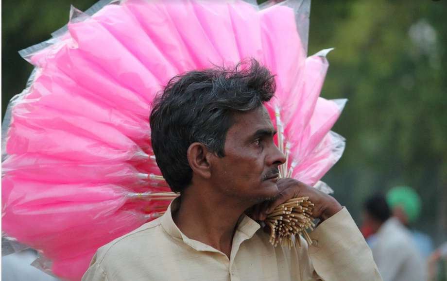 Cotton Candy Business Idea in Hindi